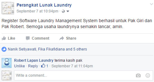 software laundry