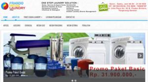 frando mesin laundry